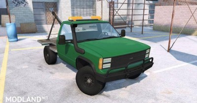 Gavril D-Series Reworked Tow Truck [0.11.0], 1 photo